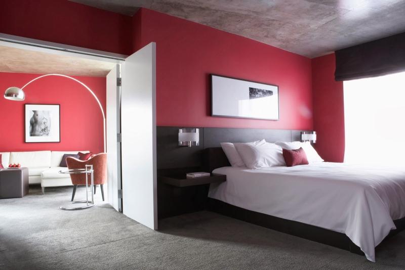 Schlafzimmer Wände Streichen Ideen Einfach On Mit 37 Wand Zum Selbermachen 9