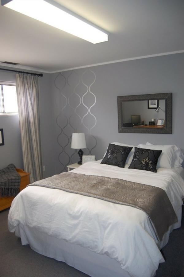 Schlafzimmer Wände Streichen Ideen Schön On überall Schöne Besten 62 Kreative 5 8