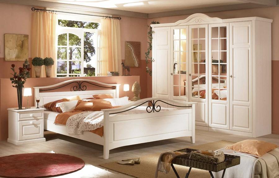 Schlafzimmer Weiß Landhausstil Exquisit On Auf Weiss Modern Www Sieuthigoi Com 1