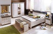Schlafzimmer Weiß Landhausstil