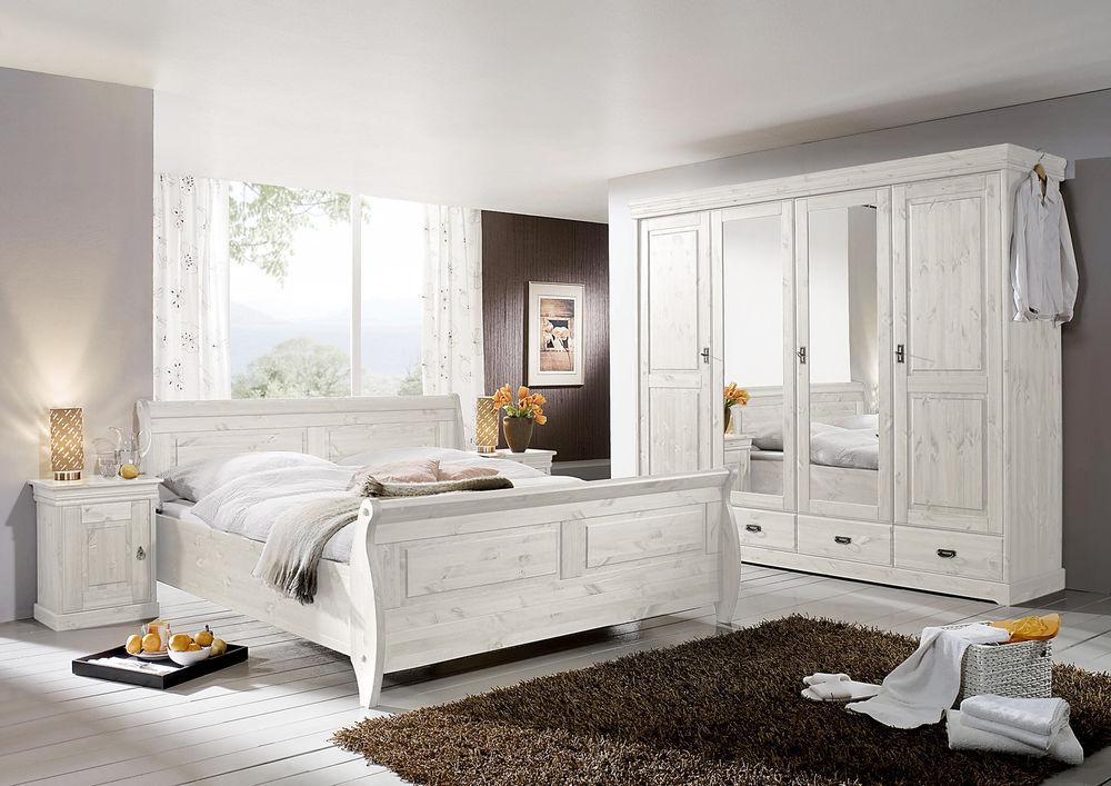 Schlafzimmer Weiß Landhausstil Interessant On Auf Landhaus Tagify Us 4