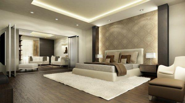 Schöne Wohnideen Schlafzimmer Herrlich On Innerhalb Ruhbaz Com 1