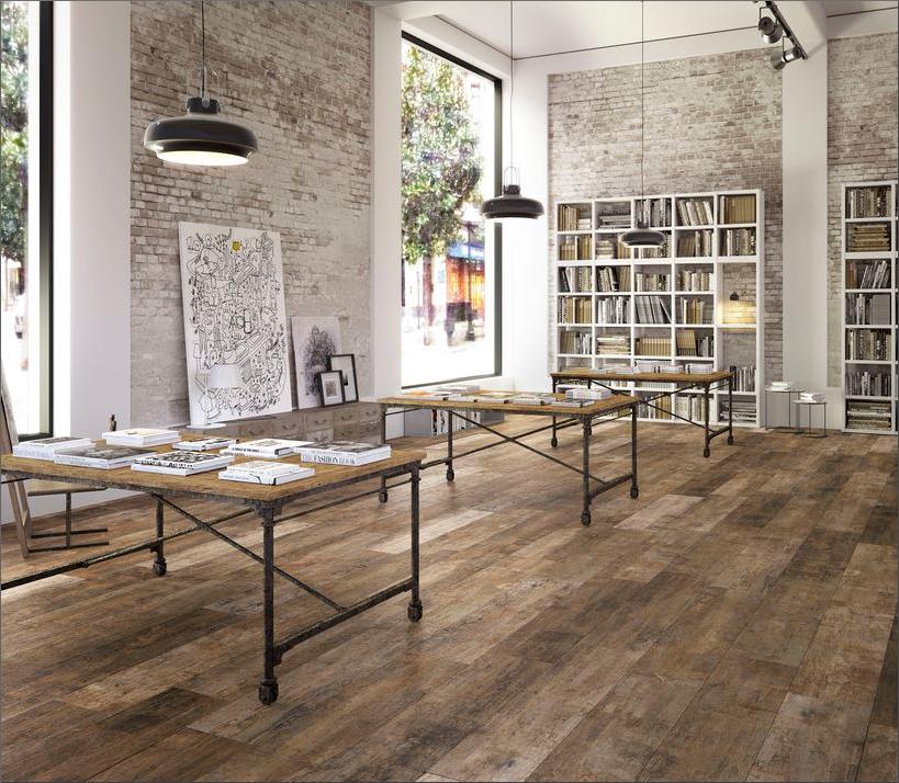 Stein Bodenfliesen Passend Zu Nussbaum Möbeln Interessant On Andere Beabsichtigt Fliesen In Holzoptik Home Design Ideas 3