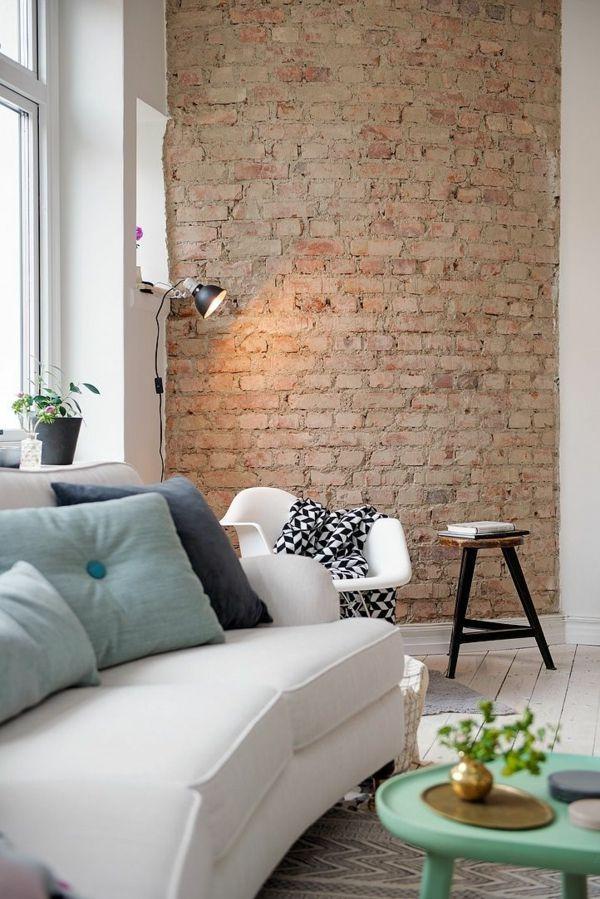 Tapeten Für Wohnzimmer Beispiele