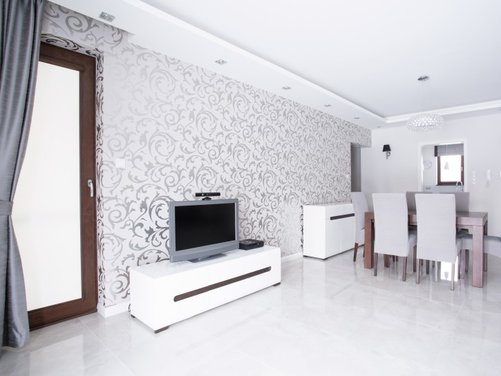 Tapeten Für Wohnzimmer Beispiele Kreativ On 13 Ideen Zur Wandgestaltung Im 5