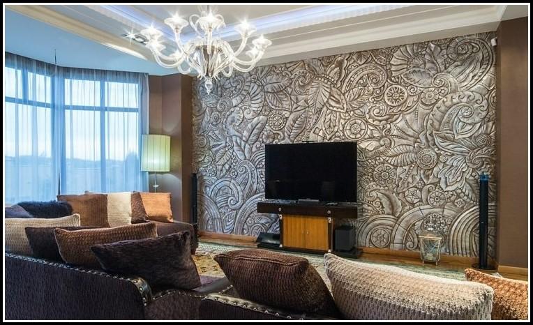 Tapeten Für Wohnzimmer Beispiele Modern On Und Vorschlge Beautiful 8