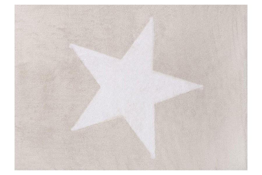 Teppich Babyzimmer Beige Einzigartig On Innerhalb Kinder Stern Weiß Gavle De 5