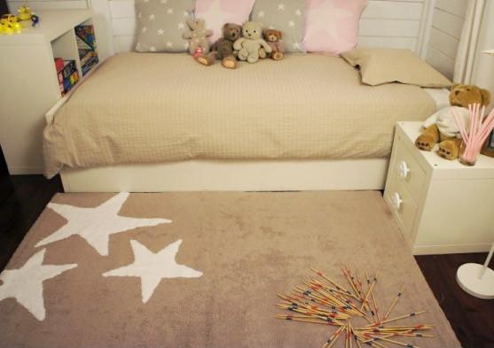 Teppich Babyzimmer Beige Herrlich On überall Chestha Com Sterne Dekor 7