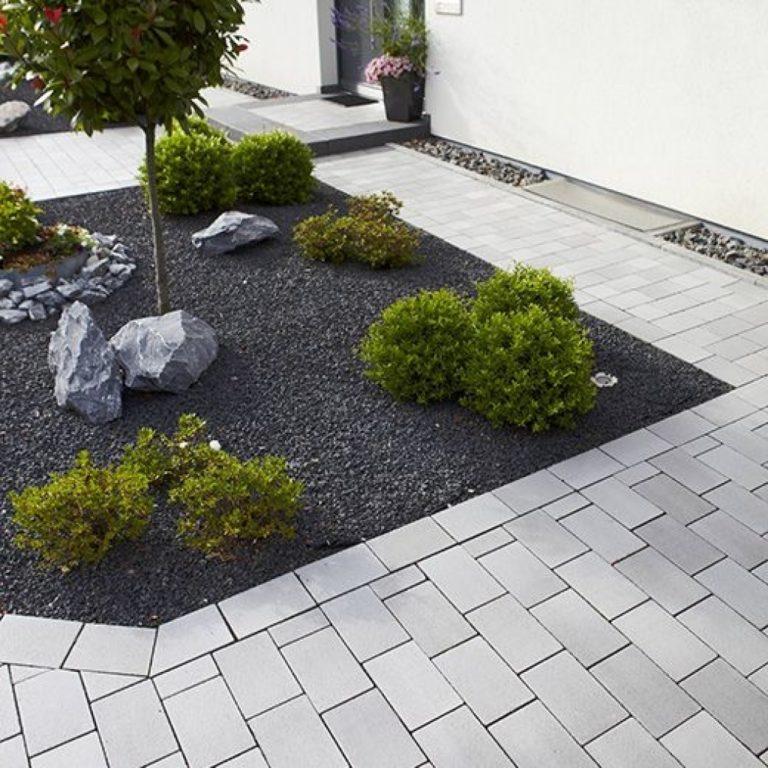 Vorgarten Ideen Kreativ On Für Modern Garten Und Bauen 8