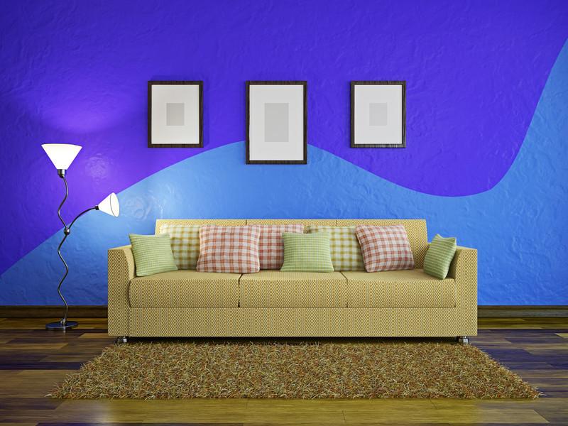 Wand Muster Ideen Glänzend On überall Streichen Für Eine Tolles Raumgefühl 8