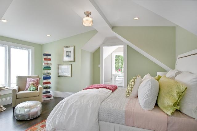 Wandfarbe Im Schlafzimmer Ausgezeichnet On In Bezug Auf Für Einen Erholsamen Schlaf 4