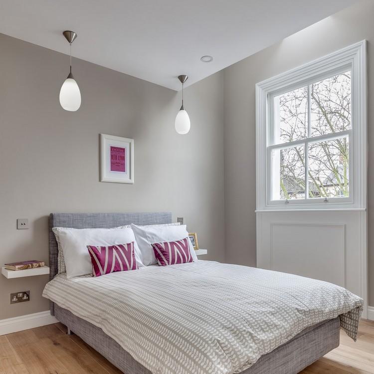 Wandfarbe Im Schlafzimmer Einfach On Für Einen Erholsamen Schlaf 1