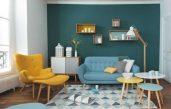 Wandfarben 2015 Wohnzimmer