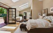 Wandfarben Ideen Schlafzimmer Dachgeschoss