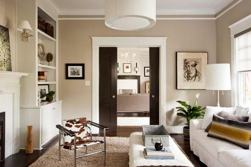 Wandfarben Wohnzimmer Beige Bemerkenswert On überall Stunning Ideen Ideas House Design 1
