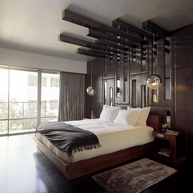 Wandgestaltung Braun Ideen Einzigartig On überall 105 Schlafzimmer Zur Einrichtung Und 1