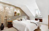 Wandgestaltung Dachschräge