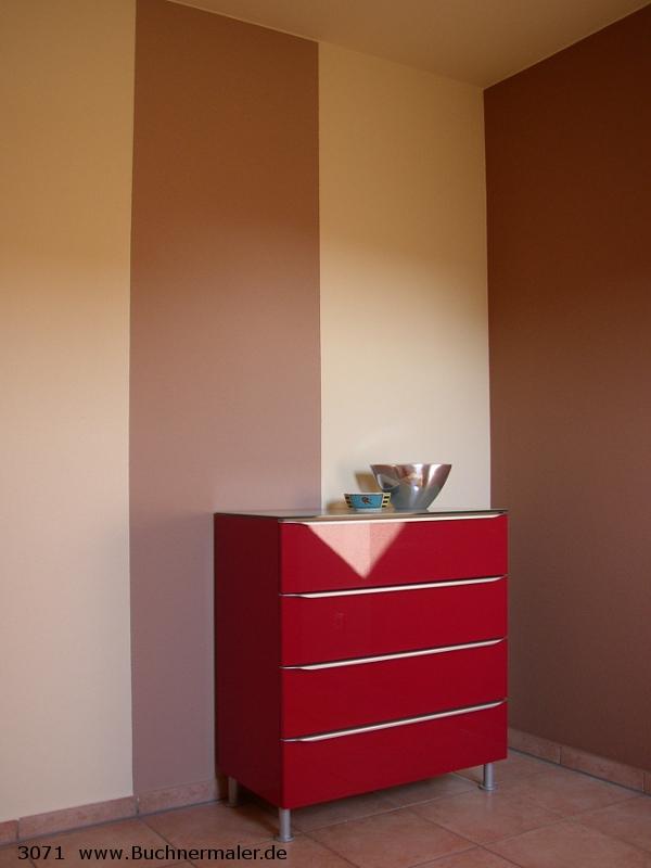 Wandgestaltung Mit Brauntönen Nett On Braun Innerhalb Buchner Maler Neuötting Innenraum Farbgestaltung 7