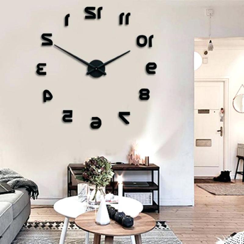 Wanduhr Design Wohnzimmer Charmant On Beabsichtigt Wanduhren Modern Marcusredden Com 7