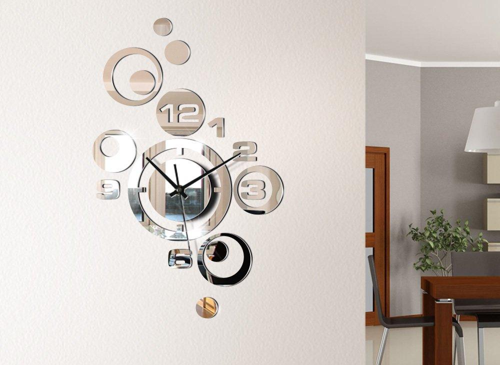 Wanduhr Design Wohnzimmer Herrlich On Für Best Moderne Wanduhren Ideas House 6