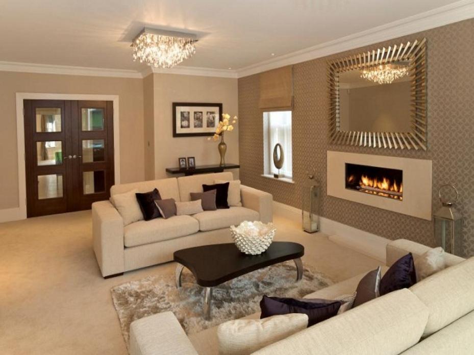 Warme Wandfarben Wohnzimmer Bemerkenswert On Für Wohndesign Kleines Farben 3