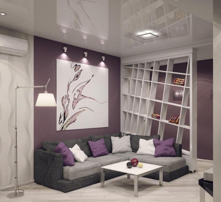 Warme Wandfarben Wohnzimmer Modern On In Bezug Auf Einrichten Kalte Oder Töne 6