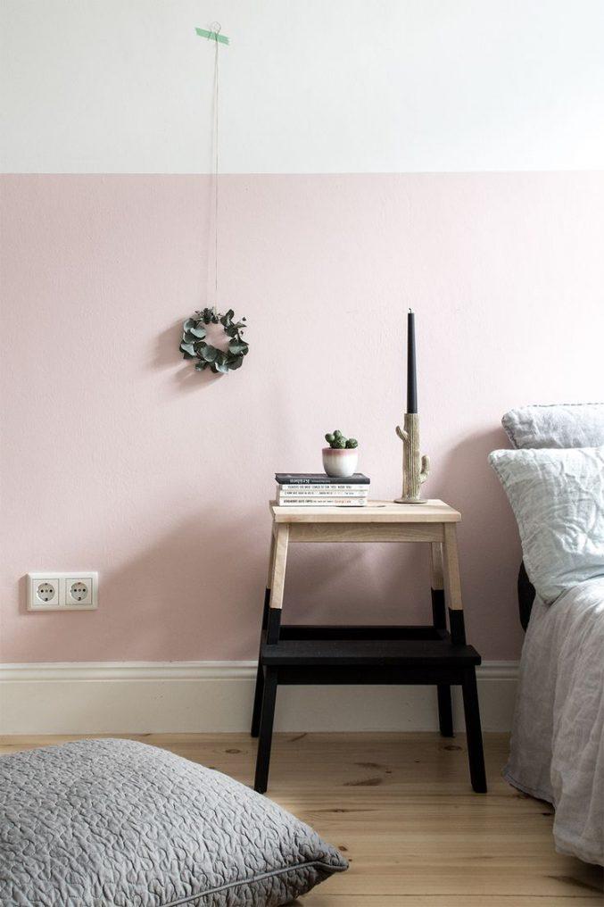 Wie Gestaltet Man Eine Wand Mit Mustertapete