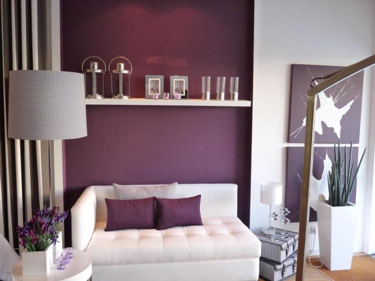 Wohbzimmer Wandgestaltungs Ideen Gestrichen Ausgezeichnet On Und 30 Wohnzimmerwände Streichen Modern Gestalten 7