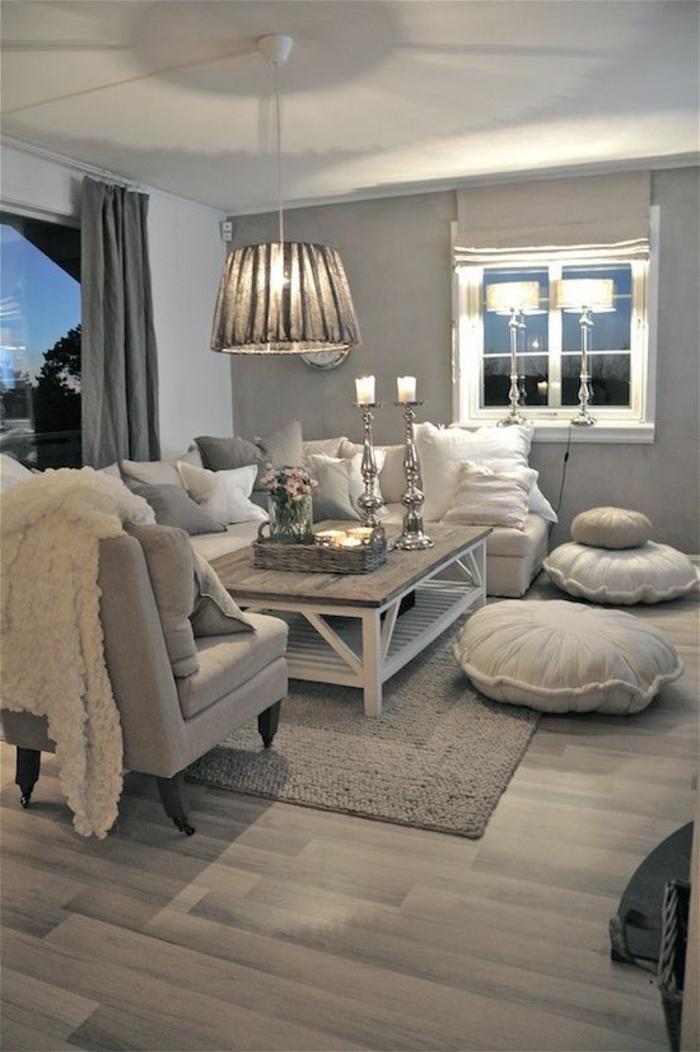 Wohnideen In Beige Weiss Ausgezeichnet On überall Beautiful Wohnzimmer Weis Grau Ideas House Design 7
