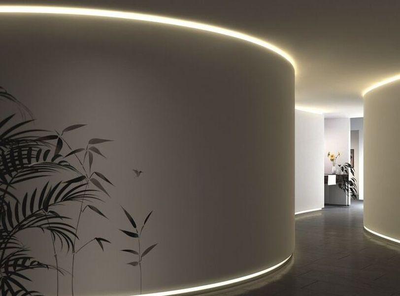 Wohnideen Led Schön On Ideen Für Wandgestaltung Maler Lichteffekte Im Wohnzimmer 7
