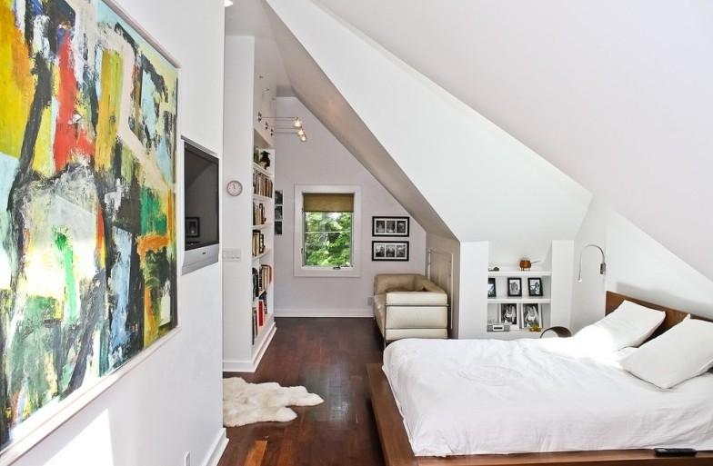 Wohnideen Schlafzimmer Dachschräge Exquisit On Mit Gestalten 23 9