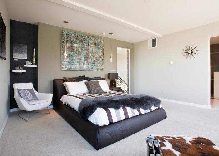 Wohnideen Schlafzimmer Nett On Beabsichtigt 111 Für Ein Schickes Innendesign 6