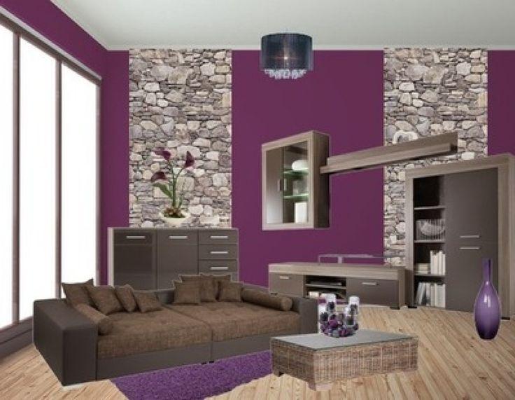 Wohnideen Wohnzimmer Lila Perfekt On Ideen Innerhalb Deko 2