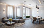Wohnung Modern Einrichten Ideen