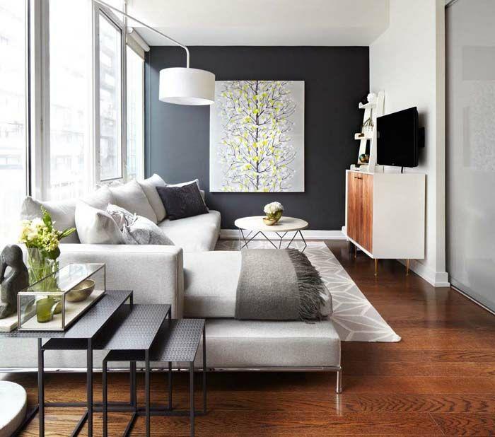 Wohnung Modern Einrichten Ideen   Thand.info