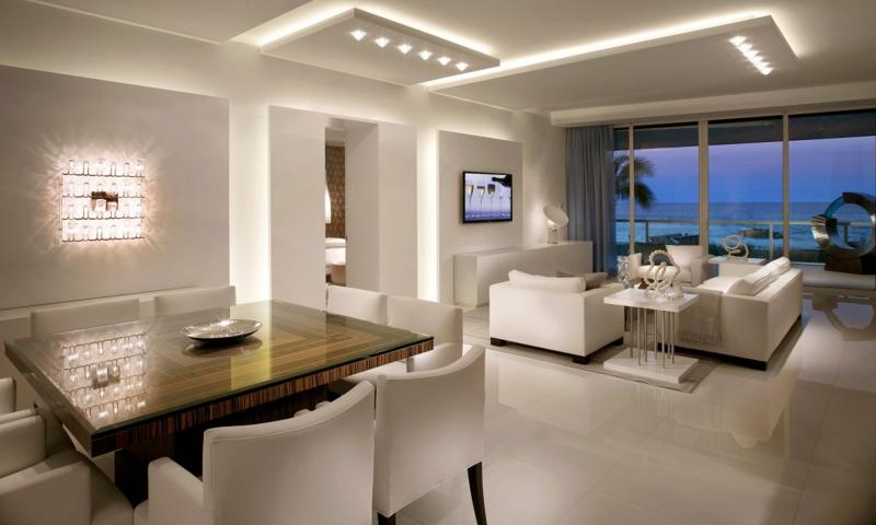 Wohnzimmer Beleuchtung Ideen Erstaunlich On In 55 Für Indirekte An Wand Und Decke 7