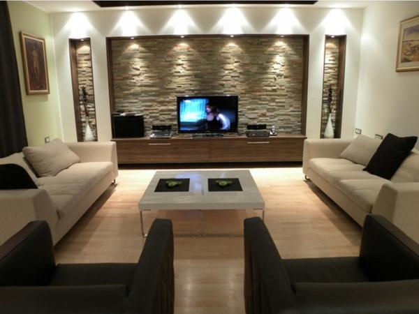Wohnzimmer Beleuchtung Ideen Kreativ On Auf Zuerst 61 Coole Für 2