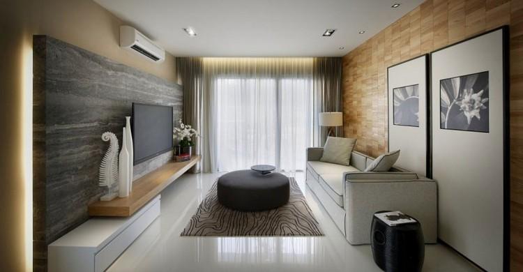 Wohnzimmer Bild Modern Schön On Für Wohnen 105 Ihr 2