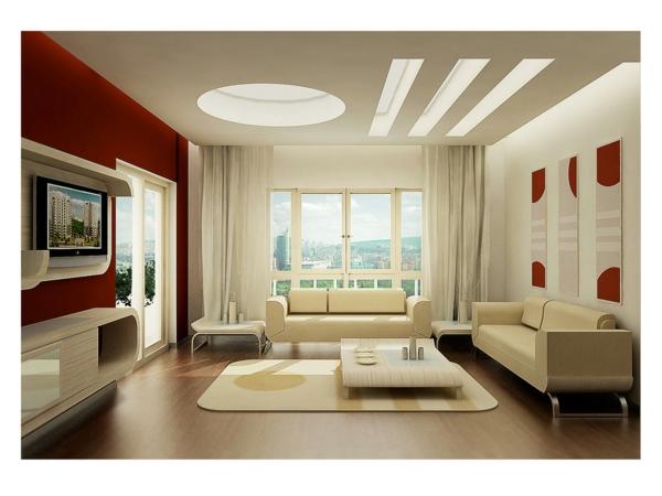 Wohnzimmer Braun Streichen Ideen Unglaublich On überall Wohndesign 8