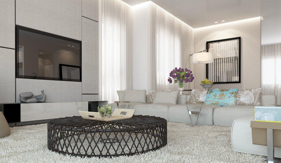 Wohnzimmer Deko Erstaunlich On überall Weiß Auf Ideen Inspirierenden Gut 8