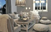 Wohnzimmer Dekoration
