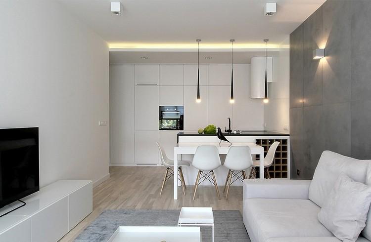 Wohnzimmer Esszimmer Grau Beige Imposing On In Kleines Wohn Einrichten 22 Moderne Ideen 3