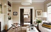Wohnzimmer Farben Beige