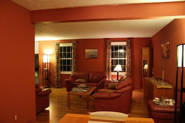 Wohnzimmer Gemütlich Streichen Braun Bemerkenswert On Innerhalb 106 Inspirierende Ideen Archzine Net 8