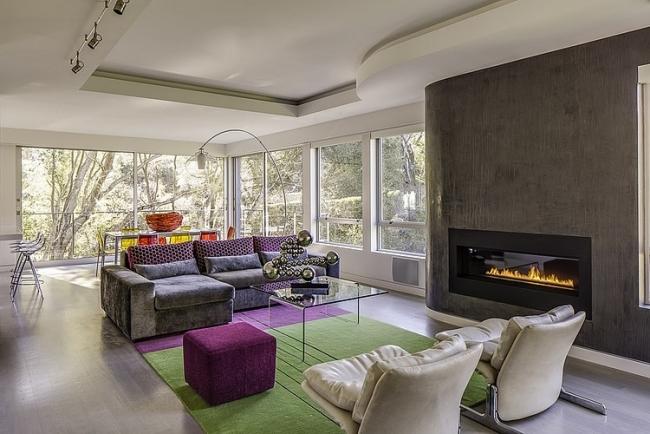 Wohnzimmer Gestalten Modern Ausgezeichnet On Und Modernes 81 Wohnideen Bilder Deko Möbel 2