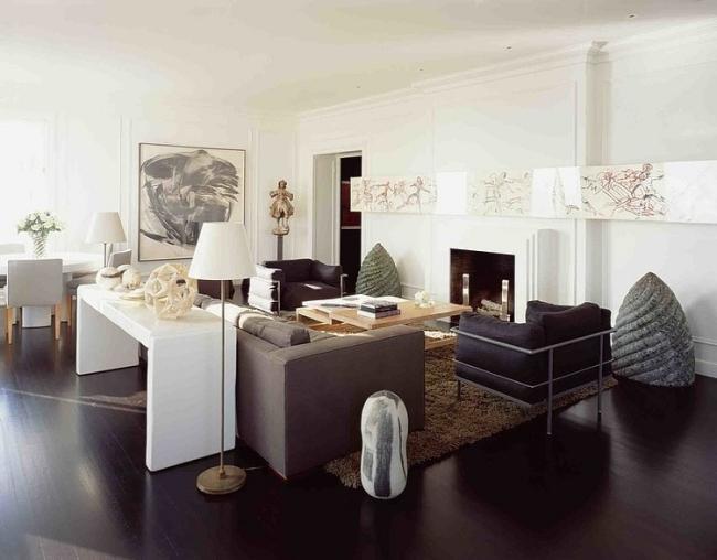 Wohnzimmer Gestalten Modern On Für Modernes 81 Wohnideen Bilder Deko Und Möbel 8