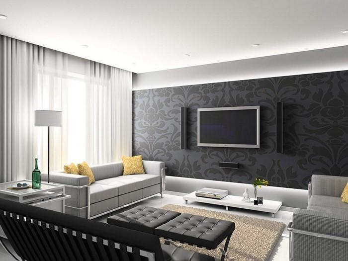 Wohnzimmer Gestalten Zeitgenössisch On Mit Den Komfort In Unserem Einladen 4