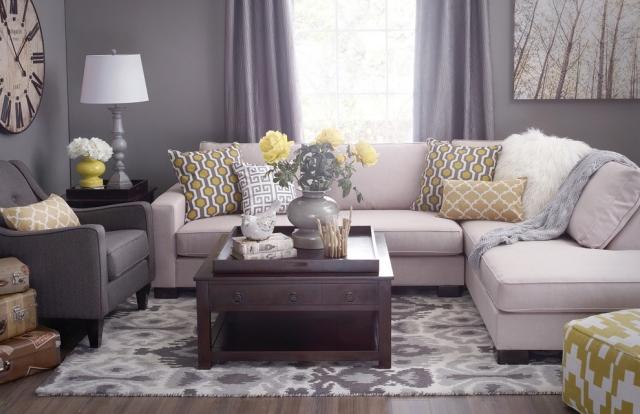 Wohnzimmer Grau Einfach On Für Farbideen Fürs Wände Streichen 6