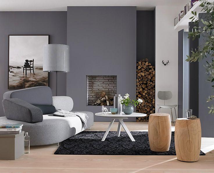 Wohnzimmer Grau Herrlich On überall Die Besten 25 Graue Ideen Auf Pinterest 9