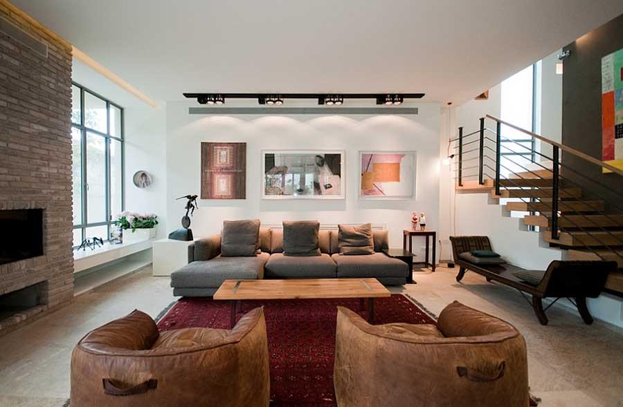 Wohnzimmer Grau Holz Fein On Auf Emejing Pictures House Design Ideas 9